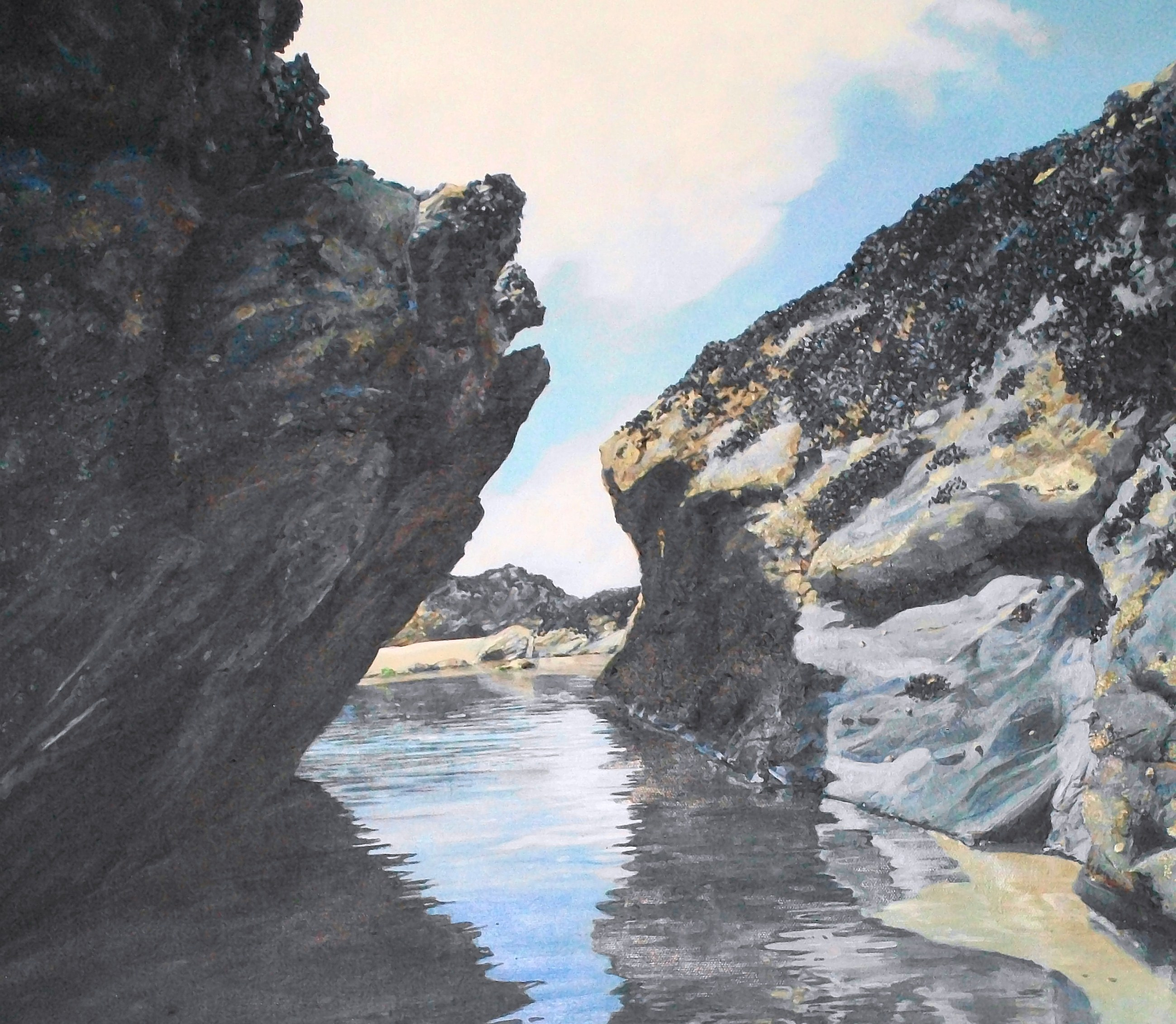 Perfect Painting In Cornwall : Places To Paint In Cornwall