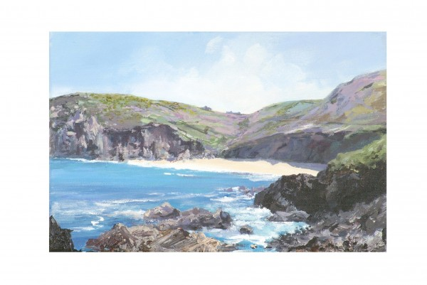 Portheras Cove near Pendeen