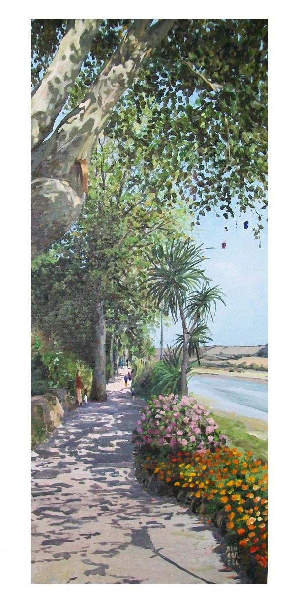 St Georges walk