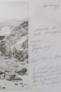 PENCIL SKETCHES OF CORNISH SCENES