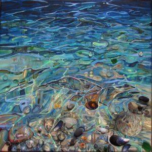 Seaglass & Pebbles